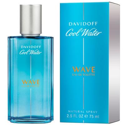 Davidoff Cool Water Wave EDT 75ml за Мъже