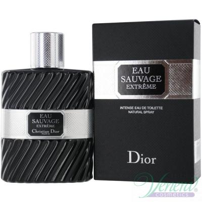 Dior Eau Sauvage Extreme EDT 100ml за Мъже Мъжки Парфюми