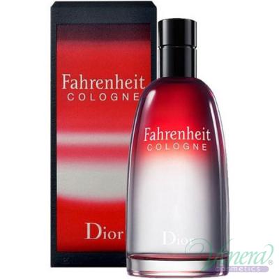 Dior Fahrenheit Cologne EDT 125ml за Мъже Мъжки Парфюми