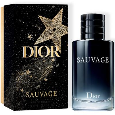 Dior Sauvage EDT 100ml за Мъже Xmas