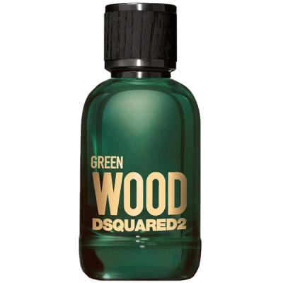 Dsquared2 Green Wood EDT 100ml за Мъже БЕЗ ОПАКОВКА