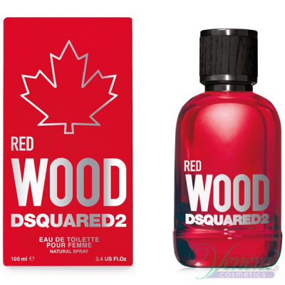 Dsquared2 Red Wood EDT 100ml за Жени Дамски Парфюми