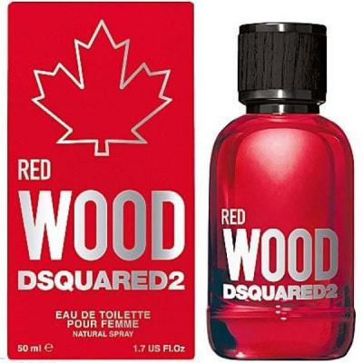 Dsquared2 Red Wood EDT 50ml за Жени Дамски Парфюми