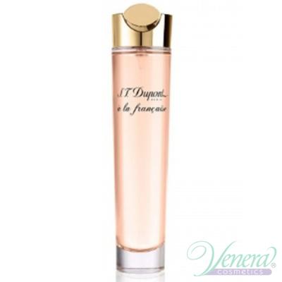 S.T. Dupont A La Francaise Pour Femme EDP 100ml за Жени БЕЗ ОПАКОВКА Дамски Парфюми без опаковка