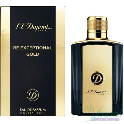 S.T. Dupont Be Exceptional Gold EDP 100ml за Мъже БЕЗ ОПАКОВКА Мъжки Парфюми без опаковка
