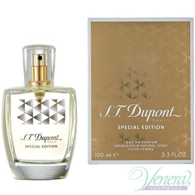 S.T. Dupont Special Edition Pour Femme EDP 100ml за Жени БЕЗ ОПАКОВКА Дамски Парфюми без опаковка