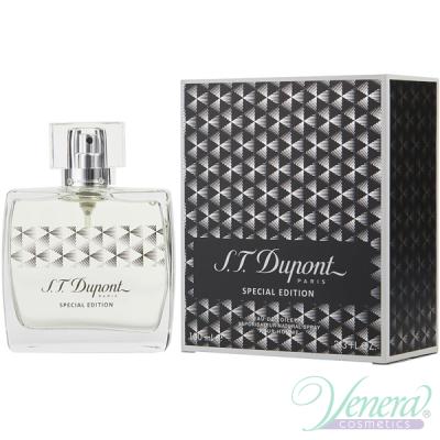 S.T. Dupont Special Edition Pour Homme EDT 100ml за Мъже БЕЗ ОПАКОВКА Мъжки Парфюми без опаковка