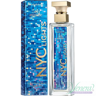 Elizabeth Arden 5th Avenue NYC Lights EDP 75ml за Жени