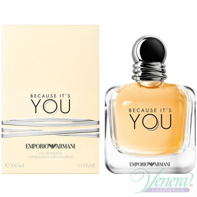 Emporio Armani Because It's You EDP 100ml за Жени