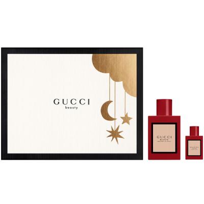 Gucci Bloom Ambrosia di Fiori Комплект (EDP 50ml + EDP 5ml) за Жени