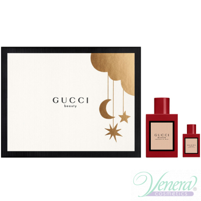 Gucci Bloom Ambrosia di Fiori Комплект (EDP 50ml + EDP 5ml) за Жени Дамски Комплекти