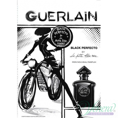 Guerlain Black Perfecto by La Petite Robe Noire EDP Florale 100ml for Women Without Package Women's Fragrances without package