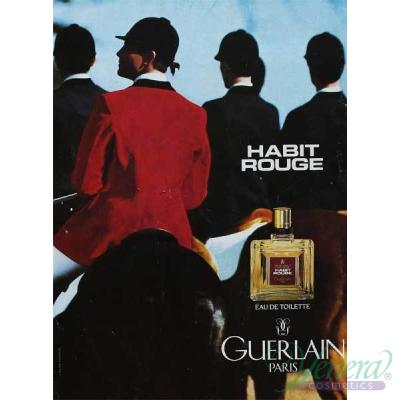 Guerlain Habit Rouge EDT 100ml за Мъже БЕЗ ОПАКОВКА За Мъже