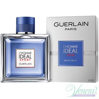 Guerlain L'Homme Ideal Sport EDT 50ml за Мъже Мъжки Парфюми