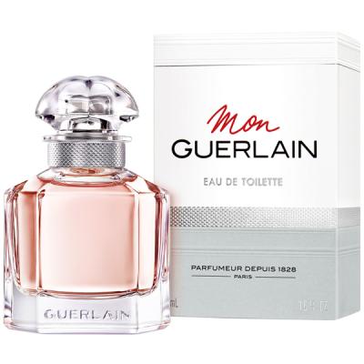 Guerlain Mon Guerlain Eau de Toilette EDT 50ml за Жени Дамски Парфюми