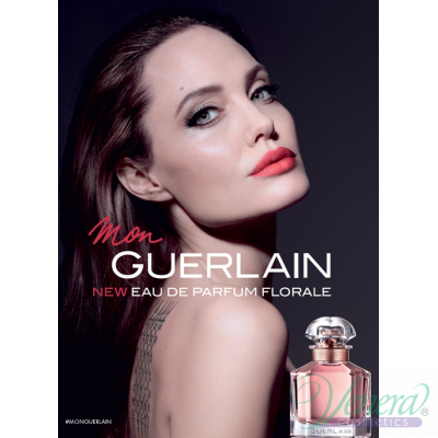 Guerlain Mon Guerlain Florale Комплект (EDP 50ml + Mascara 8,5ml + Bag) за Жени Дамски Комплекти