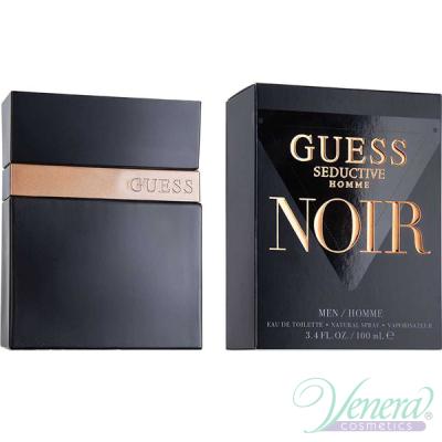 Guess Seductive Noir Homme EDT 100ml за Мъже