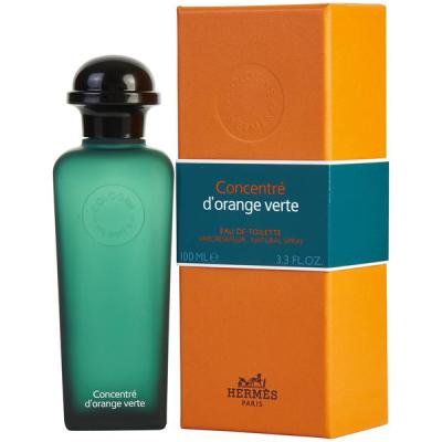 Hermes Concentre d'Orange Verte EDT 100ml за Мъже и Жени БЕЗ ОПАКОВКА Унисекс Парфюми без опаковка