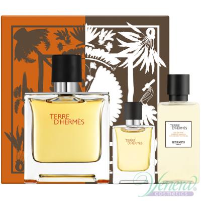 Hermes Terre D'Hermes Set (EDP 75ml + EDP ...
