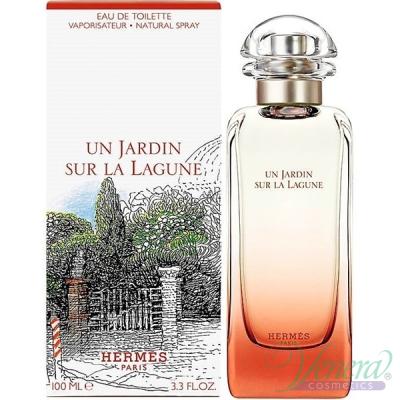 Hermes Un Jardin Sur La Lagune EDT 100ml за Мъж...