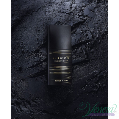 Issey Miyake Nuit D'Issey Pulse Of The Night EDP 100ml за Мъже Мъжки Парфюми