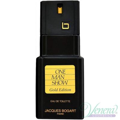 Jacques Bogart One Man Show Gold Edition EDT 100ml за Мъже БЕЗ ОПАКОВКА