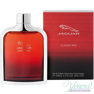 Jaguar Classic Red EDT 100ml за Мъже Мъжки Парфюми