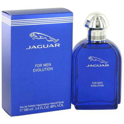 Jaguar Evolution EDT 100ml за Мъже БЕЗ ОПАКОВКА Мъжки Парфюми без опаковка