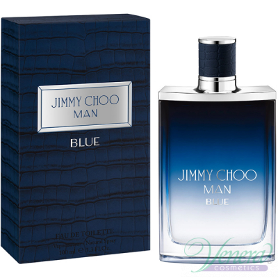 Jimmy Choo Man Blue EDT 100ml за Мъже