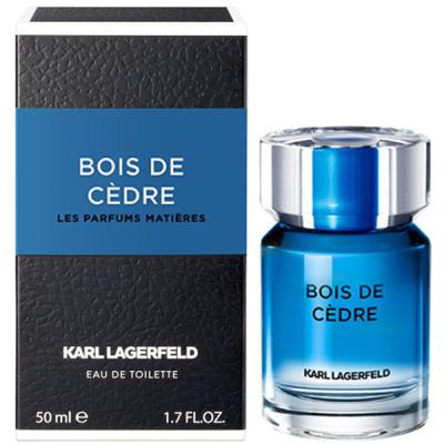 Karl Lagerfeld Bois de Cedre EDT 50ml за Мъже Мъжки Парфюми