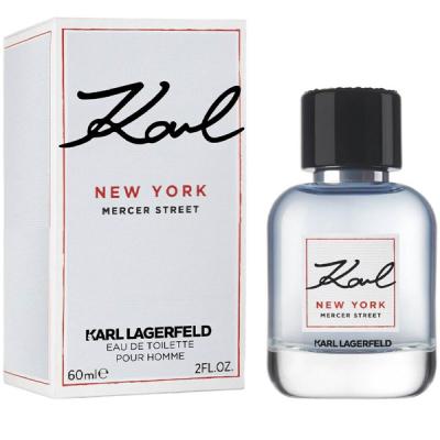Karl Lagerfeld Karl New York Mercer Street EDT 60ml за Мъже