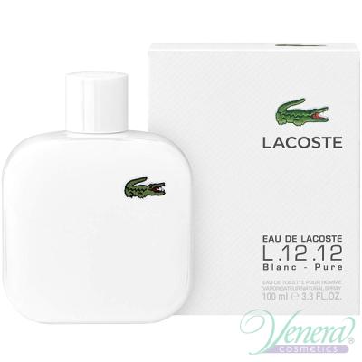 Lacoste L 12.12 Blanc EDT 50ml за Мъже За Мъже