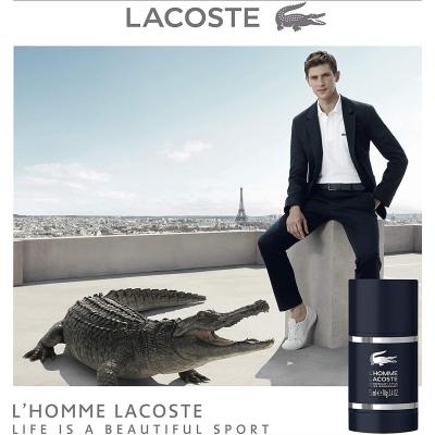 Lacoste L'Homme Lacoste Deo Stick 75ml за Мъже Мъжки продукти за лице и тяло