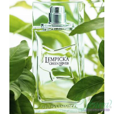 Lolita Lempicka Green Lover EDT 100ml за Мъже БЕЗ ОПАКОВКА Мъжки Парфюми без опаковка