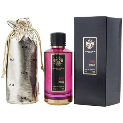 Mancera Pink Roses EDP 120ml за Жени БЕЗ ОПАКОВКА Дамски Парфюми без опаковка