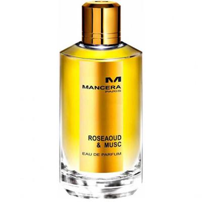 Mancera Roseaoud & Musc EDP 120ml  за Мъже ...