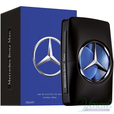 Mercedes-Benz Man EDT 50ml за Мъже Мъжки Парфюми