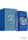 Mercedes-Benz Man Blue EDT 100ml за Мъже БЕЗ ОПАКОВКА