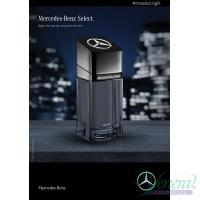 Mercedes-Benz Select Night EDT 100ml за Мъже БЕЗ ОПАКОВКА Мъжки Парфюми без опаковка