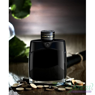 Mont Blanc Legend Eau de Parfum Комплект (EDP 100ml + AS Balm 100ml + SG 100ml) за Мъже