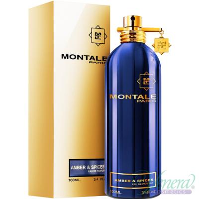 Montale Amber & Spices EDP 100ml за Мъже и Жени БЕЗ ОПАКОВКА Унисекс парфюми без опаковка