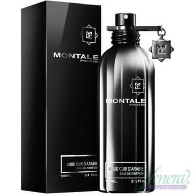 Montale Aoud Cuir d'Arabie EDP 100ml за Мъже БЕЗ ОПАКОВКА Мъжки парфюми без опаковка