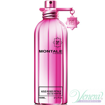 Montale Aoud Roses Petals EDP 100ml за Жени БЕЗ ОПАКОВКА Дамски Парфюми без опаковка