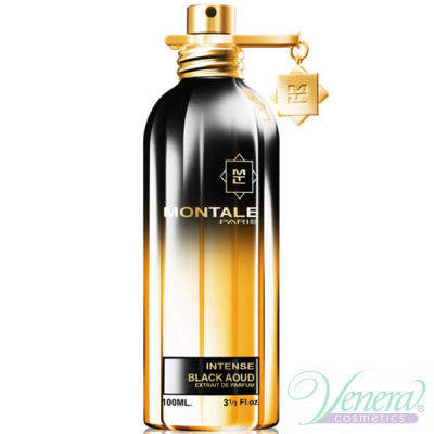 Montale Intense Black Aoud Extrait de Parfum EDP 100ml for Men and Women Without Package Unisex Fragrances without package