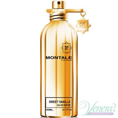 Montale Sweet Vanilla EDP 100ml за Мъже и Жени БЕЗ ОПАКОВКА