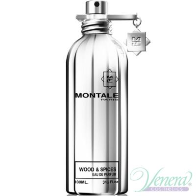 Montale Wood & Spices EDP 100ml за Мъже БЕЗ ОПАКОВКА Мъжки парфюми без опаковка