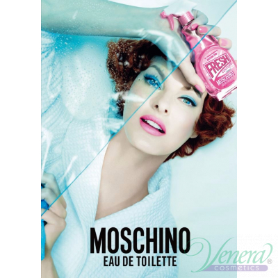 Moschino Pink Fresh Couture EDT 100ml за Жени Дамски Парфюми