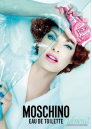 Moschino Pink Fresh Couture EDT 100ml за Жени