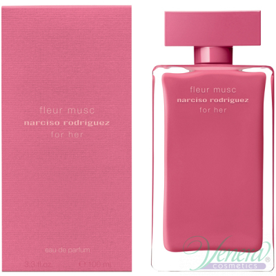 Narciso Rodriguez Fleur Musc for Her EDP 100ml за Жени
