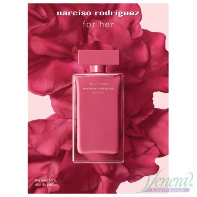 Narciso Rodriguez Fleur Musc Set (EDP 100ml + EDP 10ml + BL 75ml) за Жени Дамски Комплекти